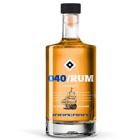 HSV 040 Rum