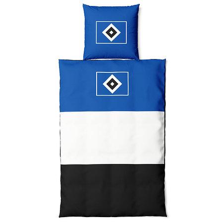 """HSV Bettwäsche """"Blockstreifen"""""""