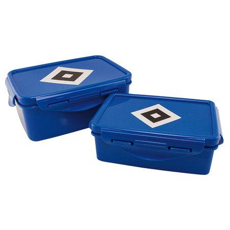 HSV Brotdose 2er Set