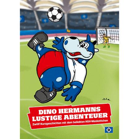 """HSV Buch """"Dino Hermanns lustige Abenteuer"""""""