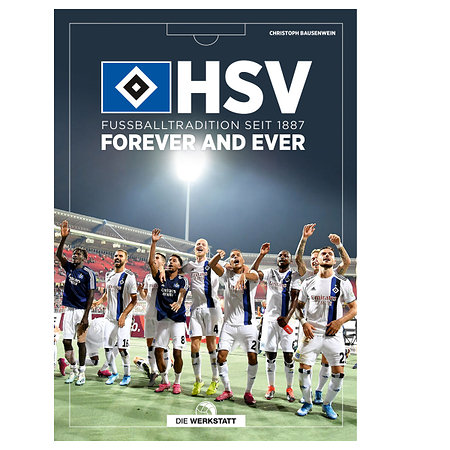 """HSV Buch """"HSV FOREVER AND EVER"""""""