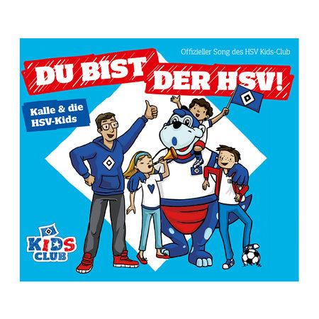 """HSV CD """"Du bist der HSV!"""""""