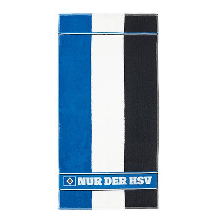 "HSV Duschtuch ""Blockstreifen"""