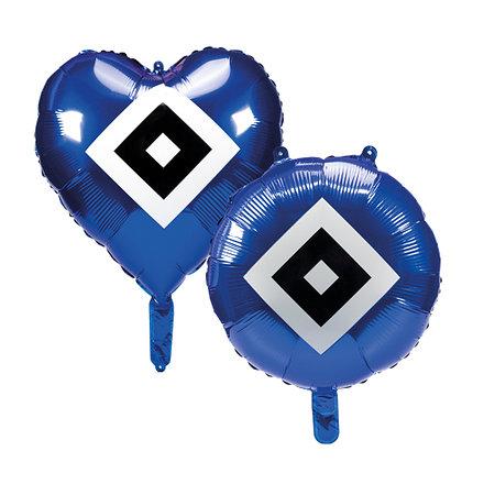 HSV Folienluftballons 2er-Set