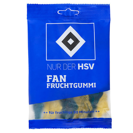 "HSV Fruchtgummi Fan ""Hermann"""