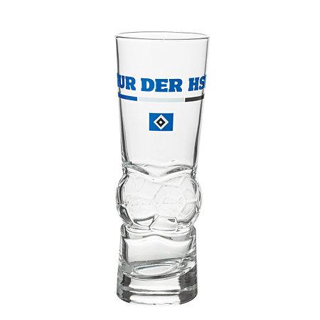 """HSV Glas Fußball """"Nur der HSV"""""""