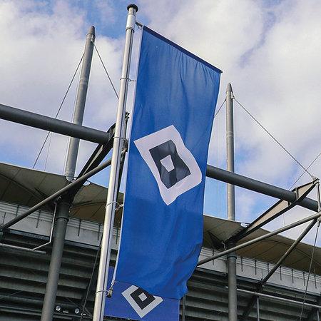 "HSV Hissfahne ""Arena"" 150x400cm"