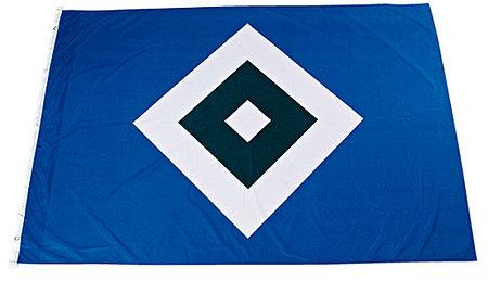 HSV Hissfahne Logo 150x200cm