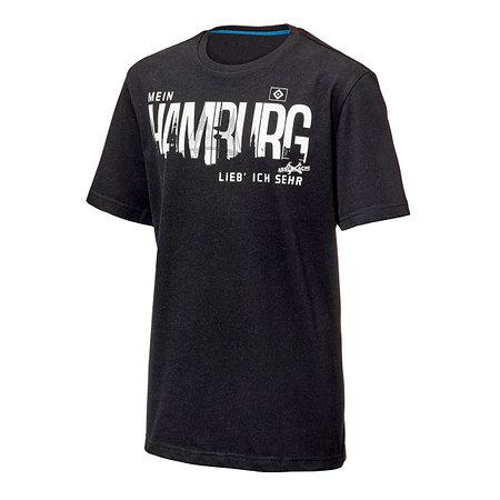 """HSV Kids T-Shirt """"Mein Hamburg - Abschlach!"""""""