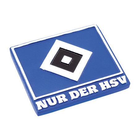 """HSV Magnet """"Nur der HSV"""""""