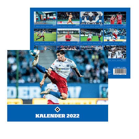 HSV Posterkalender 2022
