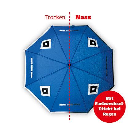 HSV Regenschirm mit Farbwechsel