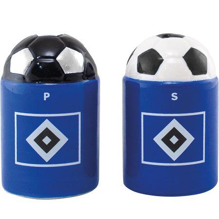 """HSV Salz- und Pfefferstreuer """"Fußball"""""""