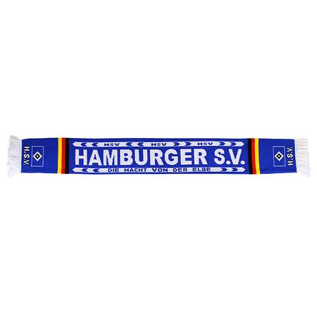 """HSV Schal """"Macht von der Elbe"""""""