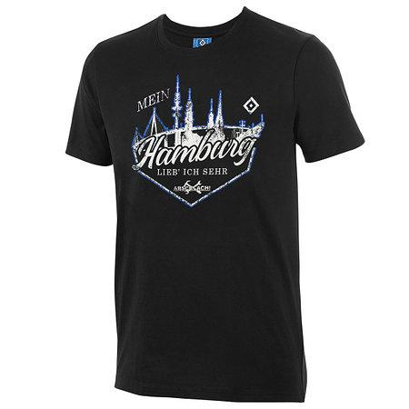 """HSV T-Shirt """"Boris - Abschlach!"""""""