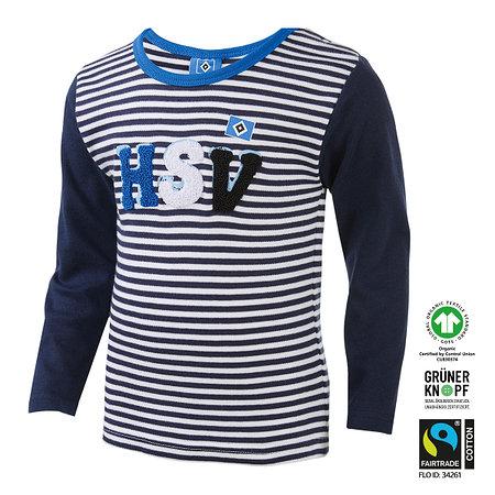 "HSV T-Shirt Longsleeve Baby ""Hamburger Jung"""