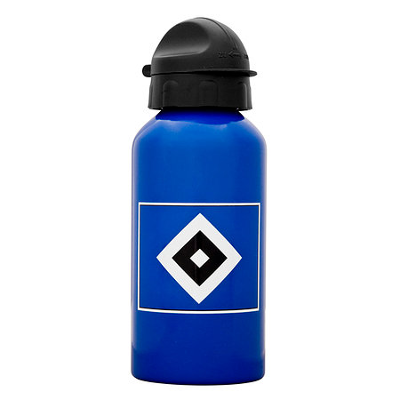 HSV Trinkflasche Alu